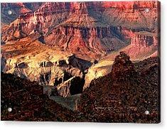The Grand Canyon I Acrylic Print by Tom Prendergast
