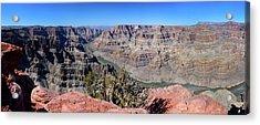 The Grand Canyon Panorama Acrylic Print