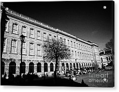 the grand library building home to the book of kells trinity college Dublin Republic of Ireland Acrylic Print