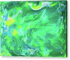 Northern Lights Acrylic Print