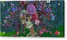 Fugitive From Society Acrylic Print by Betsy Knapp