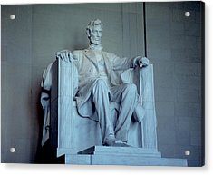 The Great Emancipator Acrylic Print by Carl Purcell