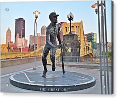 The Great One Acrylic Print