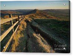 The Great Ridge Acrylic Print