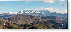 The Great Smoky Mountains II Acrylic Print by Everet Regal