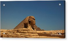 The Great Sphinx Of Giza 2 Acrylic Print by Joe  Ng