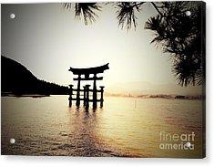 The Great Torii  Acrylic Print