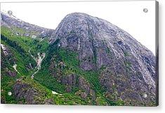 The Greene Hills In Alaska Acrylic Print