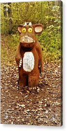 The Gruffalo Acrylic Print