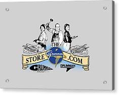 The Grumman Store Acrylic Print