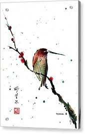 The Guardian Acrylic Print by Bill Searle