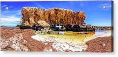 The Guardian, Two Rocks Acrylic Print