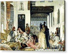 The Harem Acrylic Print