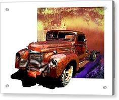 The Harvester Acrylic Print