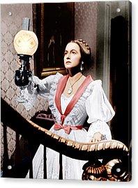 The Heiress, Olivia De Havilland, 1949 Acrylic Print by Everett