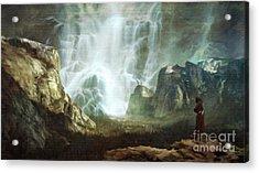 The Hermit By Sarah Kirk Acrylic Print