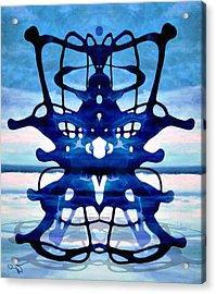 The Hierophant Acrylic Print