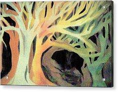 The Hollow Acrylic Print