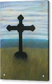 The Holy Cross Acrylic Print