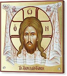 The Holy Napkin  Acrylic Print