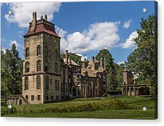 The Home Of Henry Mercer Acrylic Print