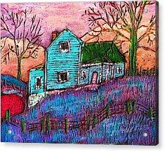 The Homestead I Acrylic Print