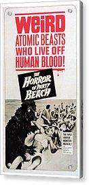 The Horror Of Party Beach, 1964 Acrylic Print by Everett