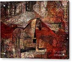 The Horse Life Acrylic Print