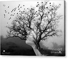 The Hostess Tree Acrylic Print