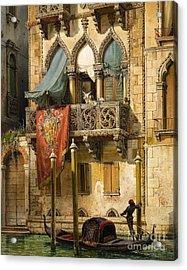 The House Of Desdemona Acrylic Print