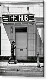 Acrylic Print featuring the photograph The Hub by Jon Exley