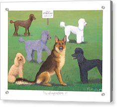 The Impostor II Acrylic Print