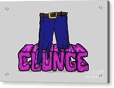 The Inbetweeners - Kneedeep In The Clunge Acrylic Print by Paul Telling