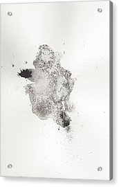 The Inexplicable Ignition Of Time Expanding Into Free Space Phase One Number 14 Acrylic Print by Mark M  Mellon