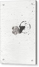 The Inexplicable Ignition Of Time Expanding Into Free Space Phase One Number 18 Acrylic Print