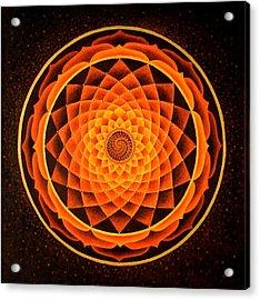 The Inner Fire Acrylic Print