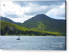 The Isle Of Jura, Scotland Acrylic Print