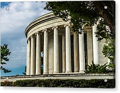The Jefferson Memorial Acrylic Print
