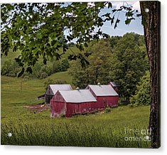 The Jenne Farm II Acrylic Print