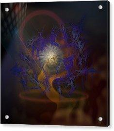 The Joggler Acrylic Print