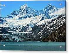 The John Hopkins Glacier Acrylic Print