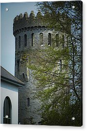 The Keep At Nenagh Castle Ireland Acrylic Print