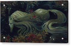 The Kelpie Pond Acrylic Print