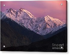 The Killer Mountain Acrylic Print