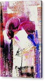 The Kiss - Dedicated Acrylic Print