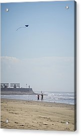 The Kite Fliers Acrylic Print