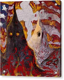 The Klan Acrylic Print