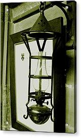 The Lamp Acrylic Print by Jez C Self