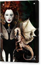 The Last Dragon Acrylic Print
