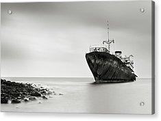 The Last Journey Acrylic Print by Inigo Barandiaran
